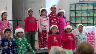 Tea's Kindergarten Winter Program Part 1