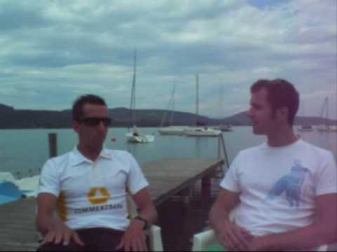 Interview Marino Vanhoenacker nach IM Klagenfurt 2010