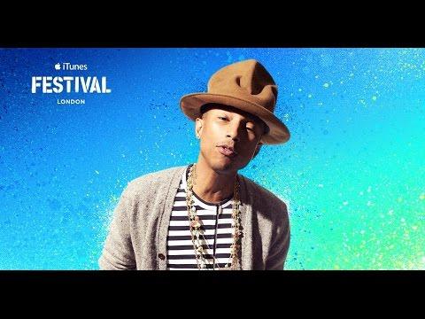 Pharrell Williams - ITunes Festival 2014 (Full Concert) [FullHD 1080p]