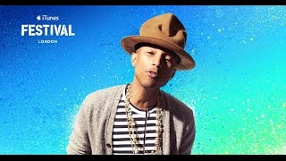 pharrell williams itunes festival 2014 full concert fullhd 1080p