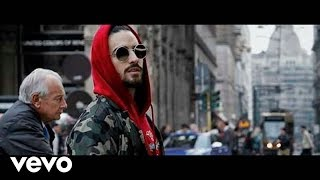 Maluma Ft. Bad Bunny - Ya No Quiero Amor (New song 2018) Official video
