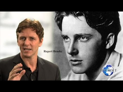 "the soldier rupert brooke analysis essay Essays and criticism on rupert brooke, including the works ""the old vicarage, grantchester"", ""the soldier"" - magill's survey of world literature."