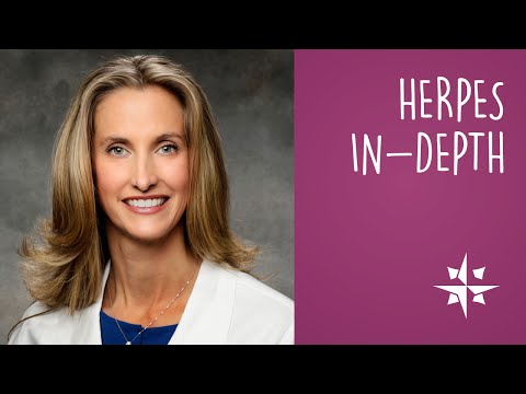 Herpes Simplex Virus in Depth / Alynn Alexander, MD