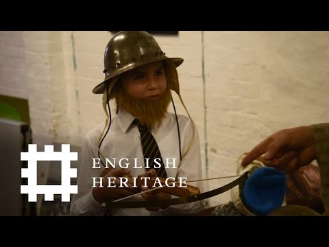 Carisbrooke Castle Discovery Visit: A Carisbrooke Carry On (Key Stages 1-3)