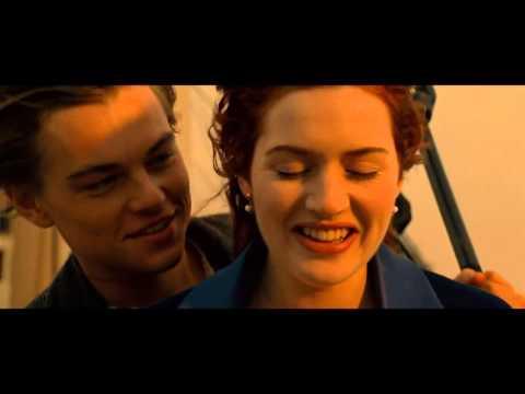 Titanic - I'm Flying Scene (HD)