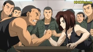 Most EPIC Arm-Wrestling Moments in Anime Compilation #3 | アニメの腕レスリングシーン集