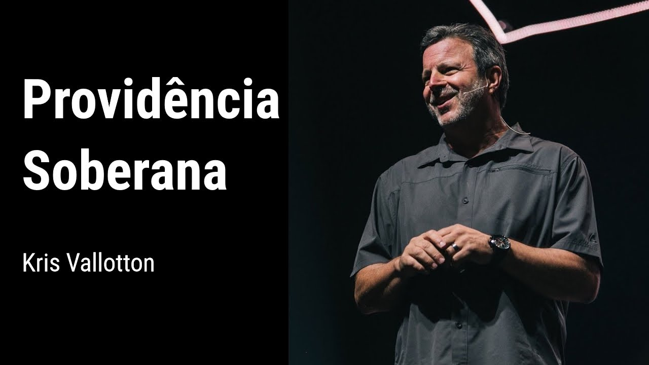 8 DEZ 2019   Kris Vallotton   Providência Soberana - YouTube