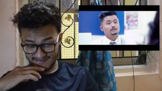 Reaction and Review of Oiramdaba Yai - Official Music Video Release