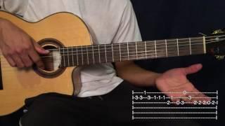 Chan Chan - Buena Vista Social Club Tutorial Guitarra