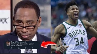 NBA WORLD REACTS TO BUCKS WIN OVER THE PACERS! Giannis Drops 40 Points 15 Rebs