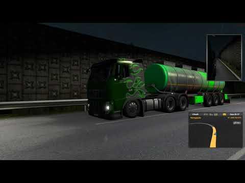 Air Suspension - Speed Hack 1.40- Multiplayer Euro Truck Simulator 2