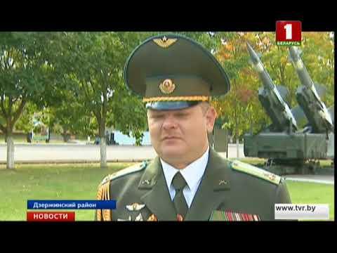 15-я зенитно-ракетная бригада ВВС и войск ПВО отпраздновала юбилей