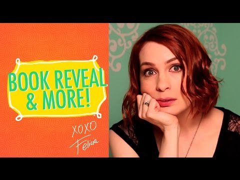Pre-order at feliciadaybook.com in US/CANADA and now the UK! Felicia reveals the cover of her book and has a cool announcement to celebrate the big ...