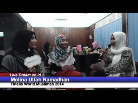 Interview Finalis World Muslimah