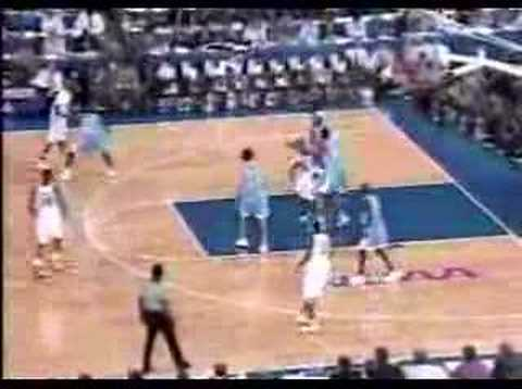 Arkansas - UNC 1995 (Big Nasty Ownage Part 1)