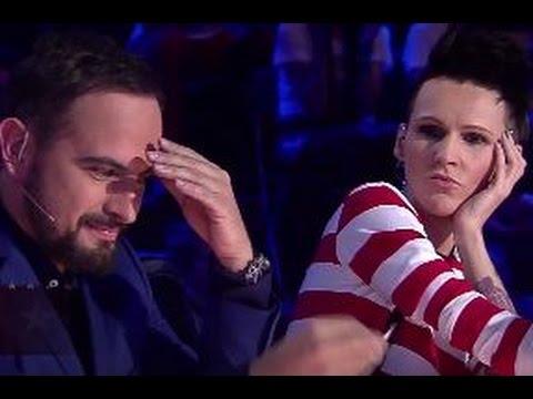 Jurorzy oniemieli po pokazie Just Edi Show [Mam Talent!]