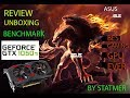 ASUS Cerberus GeForce GTX 1050 Ti 4GB OC Edition Benchmark|Review
