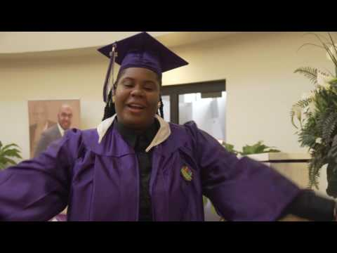 Sullivan House Alternative High School 2016 Graduation Ceremony Part 2: Interviews