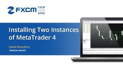 Install Two Instances (MetaTrader 4) - FXCM Technical Support