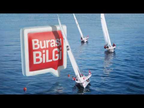 #BurasıBiLGi / Deniz - Marmaris 2015