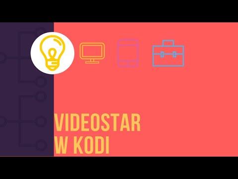 VideoStar w Kodi na Androidzie - tutorial