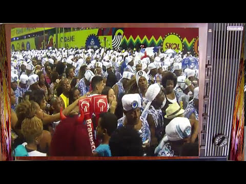 Filhos de Gandhy 2017 Carnaval de SalvadorBa {Brasil}