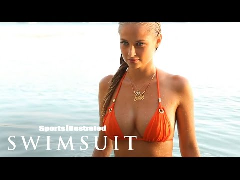 Genevieve Morton Talks About South Africa, Being A Tomboy & More | Sports Illustrated Swimsuit