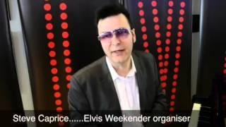 Elvis Weekender 2014 at Bridlington Spa