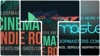 Loopmasters - Cinematic Indie Rock