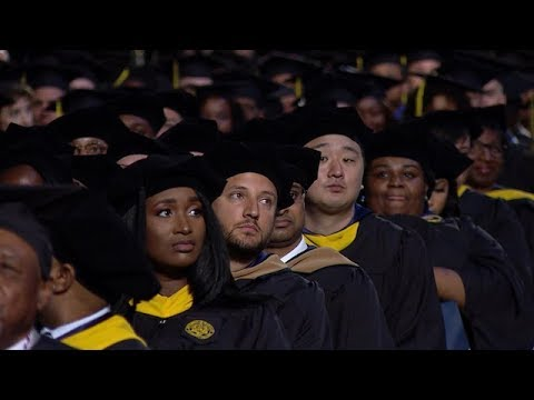 UMUC Commencement: Saturday Morning Ceremony - May 12, 2018