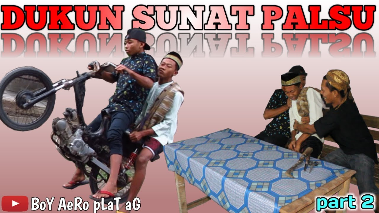 DUKUN SUNAT PALSU | CERITA DESA EPS 41