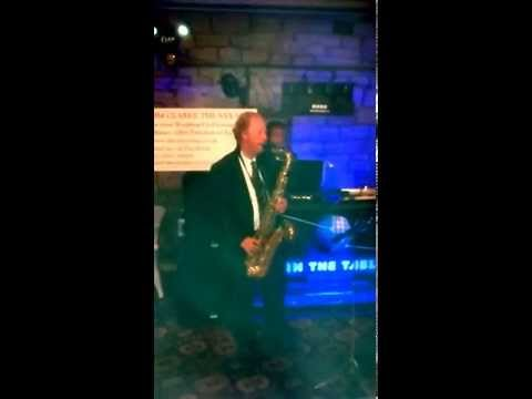 Tim Clarke - The Sax Man plays... (from charity function 2014)