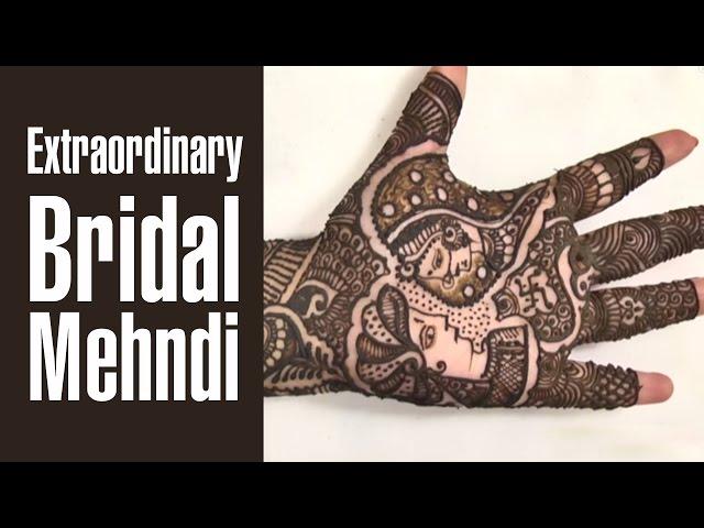 Bridal Mehndi Cost : Best asha savla bridal mehndi designs our top for