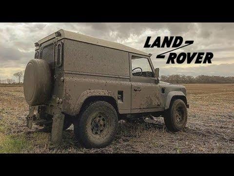 The Best 4x4xFar - 1985 Land Rover 90