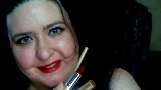Mally Perfect Red Lip Kit Review  :)