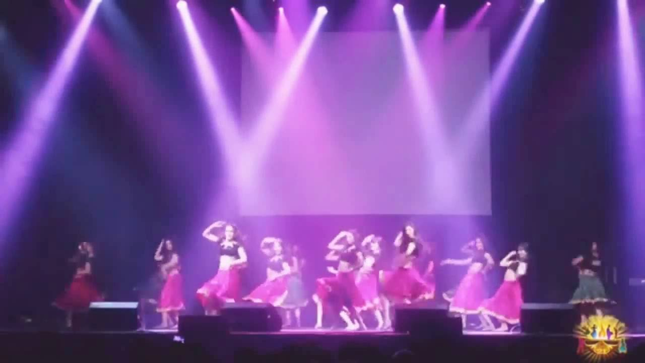 Chikni Chemeli | Agneepath. Amazing Bollywood Dance Cover. Created by Bolly Flex. Feat. KCL Students