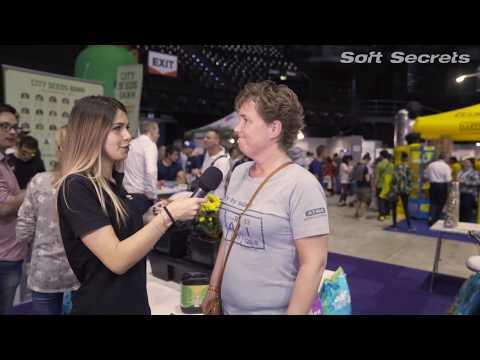 Indica Sativa Trade 2017 - Interview Amsterdam Atami - Italy Cannabis Event