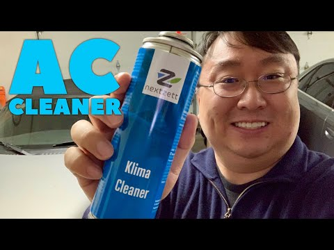 Remove Musty Smell From Car Air Conditioner with Klima Cleaner