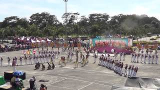 Tagum Unified Marching Band | MUSIKAHAN SA TAGUM 2015