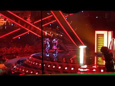 Eurovision Grand Final Jury Show 2018 - Toy (Israel)