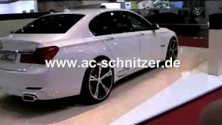 7er/7series by AC Schnitzer (F01) Geneva Motor Show 2009-03