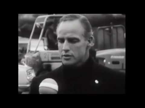 Marlon Brando interview   1967