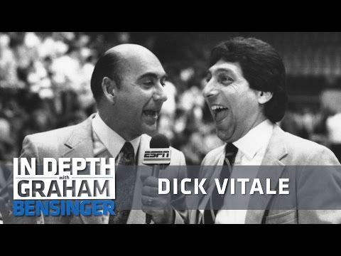 Dick Vitale: The truth of Jim Valvano's ESPY speech