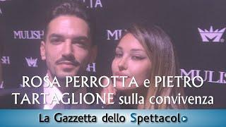 Rosa Perrotta e Pietro Tartaglione sulla convinvenza