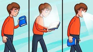 10 Шикарных Книг, Которые Нужно Прочесть Перед Смертью