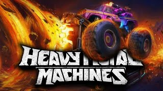 Heavy Metal Machines (PS4) 23.02.2021 | Новая бесплатная онлайн-игра в PS Store
