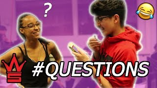 WSHH Questions   Public Interview! (EXTREMELY FUNNY😂)