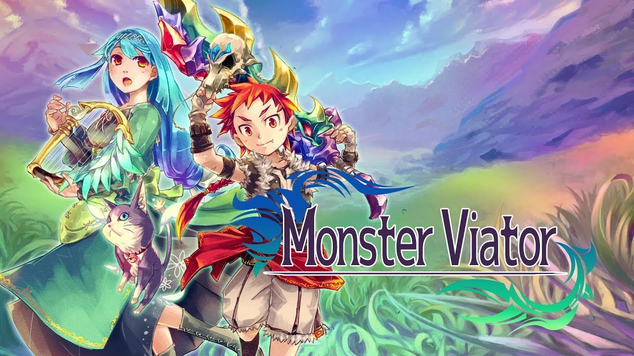 Kemco's New Mobile JRPG Monster Viator is Out Now on Android
