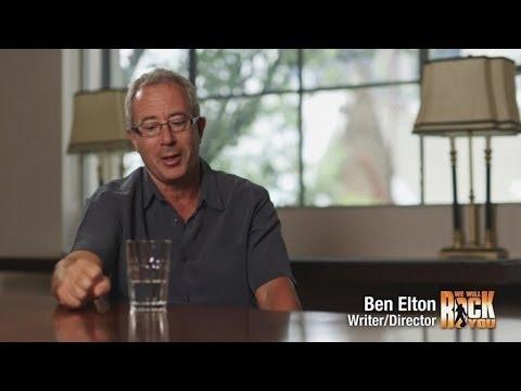 Australian WWRY 2016 Tour - Ben Elton (Part 2)