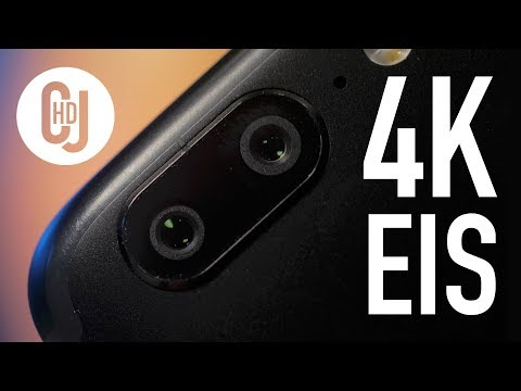 OnePlus 5 – 4K Stabilised Video Finally! (Oxygen OS Update)
